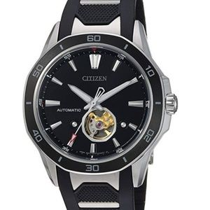 Citizen Men's 'Signature' Mechanical Hand Wind